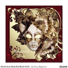 black and gold mardi gras mardi gras mask black gold masquerade party unique divorce