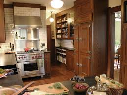 Wooden Kitchen Pantry Cabinet Kitchen Cabinet Materials Pictures Options Tips U0026 Ideas Hgtv