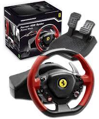 thrustmaster 458 xbox one 458 spider racing wheel xbox one
