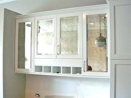 rustic glass kitchen cabinets antique glass in kitchen cabinet search mirrored