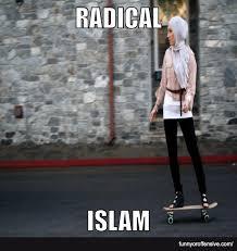 Funny Skateboard Memes - radical islam meme funny or offensive