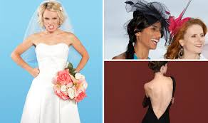 what to wear for wedding bridal experts reveal what guests should never wear to a wedding