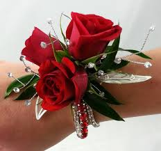 Red Prom Corsage Prom Trends 2014 North Raleigh Florist