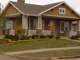 craftsman style home turn the garage to the side ranch house plans craftsman style mountain simple spring river