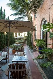 enchanted garden whimsy and wit at palihouse in santa monica