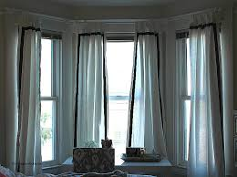 How To Hang Curtains On A Bay Window Hanging Curtains On A Bay Window Inspirational How To Hang Sheer