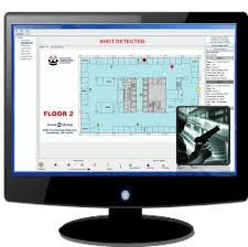 shooter detection systems to showcase active shooter detection