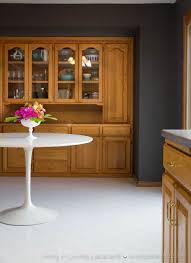 the best paint colours for your oak and maple cabinetry maria