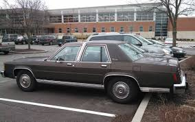 curbside classic 1986 ford ltd crown victoria u2013 the final ford