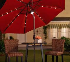 Lighted Patio Umbrella Creative Of Solar Lighted Patio Umbrella Light Up The With