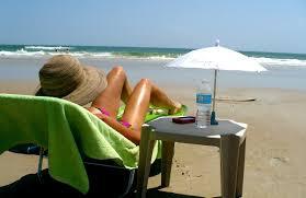 Lightweight Beach Parasol Shadepop Shadepop