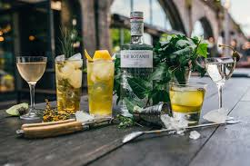 into the wild dinners with the botanist gin drinkup london