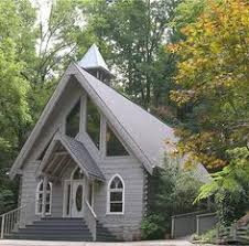 wedding chapels in pigeon forge tn gatlinburg weddings wedding chapel in the glades weddings