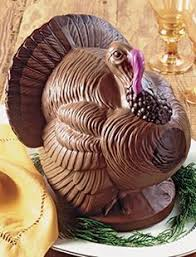 chocolate turkey for place settings from rhéo thompson candies