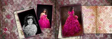 quinceanera photo albums roel photography studio roel reyes grande valley premiere