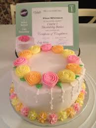 Baking Decorating 68 Best Wilton Method Course 1 Images On Pinterest Buttercream