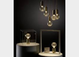 Crystal Desk Lamp by Clear Crystal Bulb Table Lamp