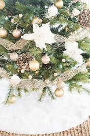 best 25 faux fur tree skirt ideas on fur tree white