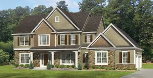 my dream home source new american home plan with 2712 square feet and 4 bedrooms from