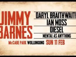 Jimmy Barnes News Jimmy Barnes Announces Working Class Man An Evening Of Stories