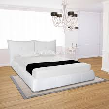 soft bed frame wholesale leather bed wood bed online buy best leather bed wood