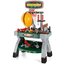 toyrific work bench with tools amazon co uk toys u0026 games
