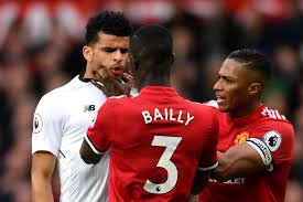 Manchester United United 2 1 Liverpool Result Premier League 2017 18 Football