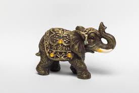Elephant Statue Free Images Nature Animal Wild Environment Statue Zoo