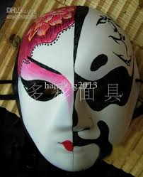 unpainted masks unpainted thicken men s blank masks for decorating environmental