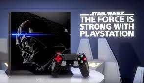 darth vader ps4 black friday playstation 4 500gb star wars battlefront limited edition bundle