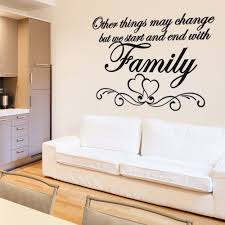 love heart family wall sticker quote wall chimp uk love heart family wall sticker quote