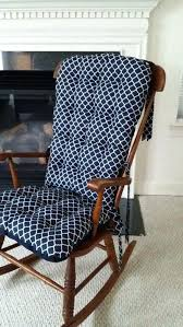 Rocking Chair Cushion Sets For Nursery Rocking Chair Cushions Nursery Rocking Chair Cushions Glider