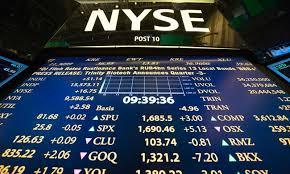 La Bourse Doute De La Clôture De Wall Trou D Air Aux Risques Politiques