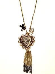 jewelry u0026 watches necklaces u0026 pendants find betsey johnson