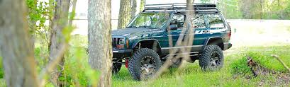 lifted jeep built cherokee old u2014 davis autosports