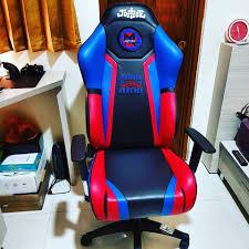 Zeus Gaming Chair Kwanza Gaming Chair Furniture Store Batununggal Jawa Barat