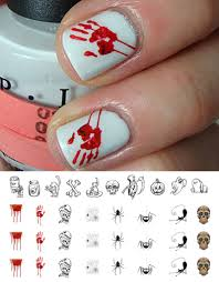 cute skull nail designs best nail 2017 nail decals skulls sugar