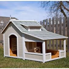 Outdoor Kennel Ideas by 7 Dog House Ideas Wooden Dog House House Ideas And Dog Owners