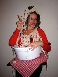 Meatball Halloween Costume Bucket Costume U2013 Ms Kit Lang