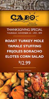 thanksgiving menus station casinos station casinos offers