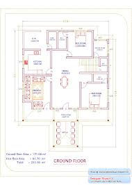 1200 Square Foot Floor Plans Kerala Style House Plans And Elevations Free Escortsea