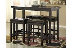 Extendable Bar Table Dining Room Tables Ashley Furniture Homestore
