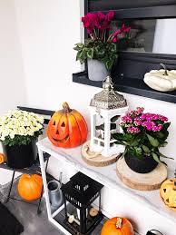 autumn fall front porch halloween decoration fashionhippieloves