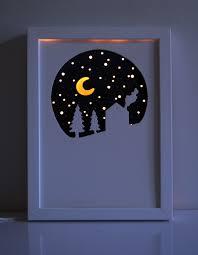 veilleuse chambre veilleuse décorative pour chambre d enfants matériaux bois