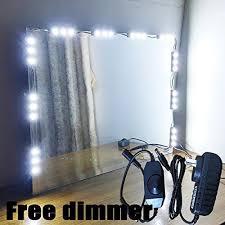Makeup Vanity Light Makeup Vanity With Lights Amazon Com