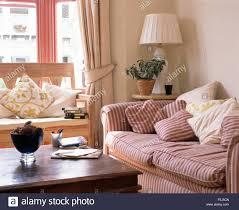 Striped Sofas Living Room Furniture Livingroom Amazing Grey Striped Furniture Sofas Fabric Blue Sofa