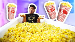 Challenge Bath Popcorn Bath Challenge