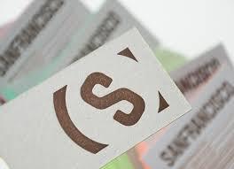Business Cards San Francisco Mil Letterpress Boutique Tipográfica Typographic Boutique