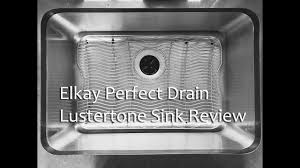 Elkay Kitchen Sinks Reviews Elkay Lustertone Drain Stainless Steel Sink Review