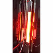 peterbilt air cleaner lights front air cleaner light panels fits peterbilt 378 379 388 389 4